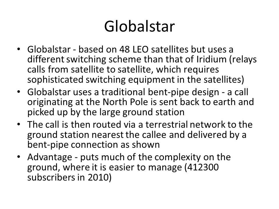 Globalstar