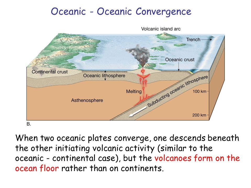 Oceanic - Oceanic Convergence