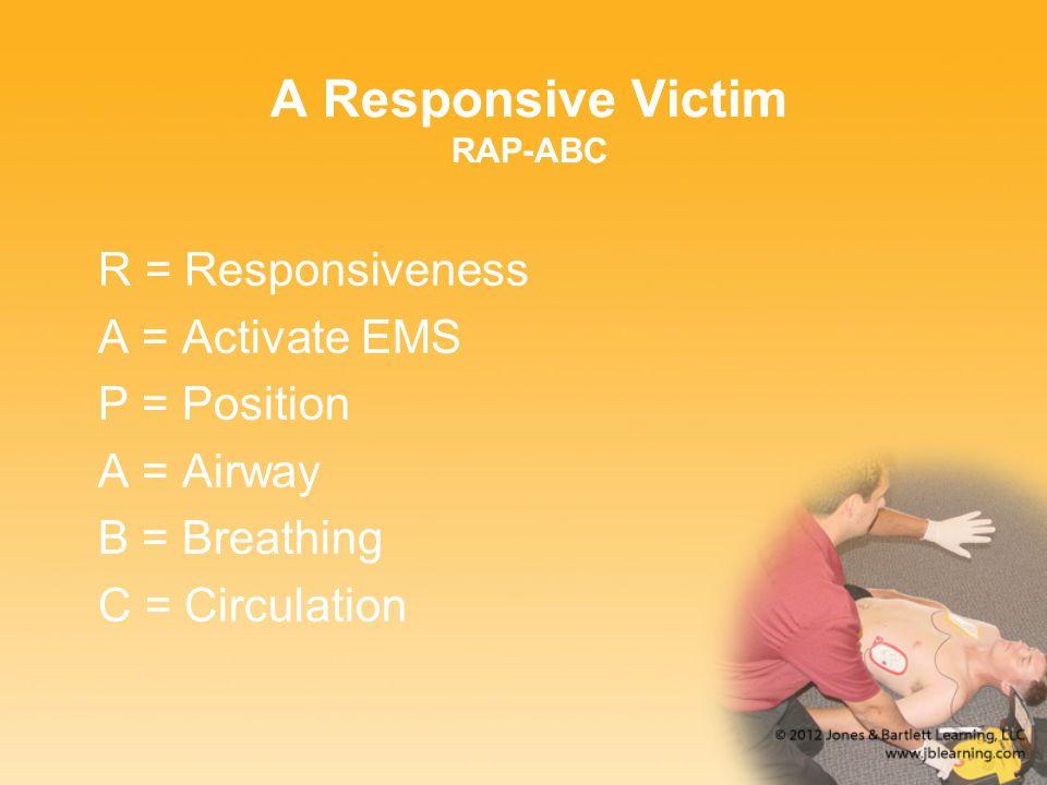 A Responsive Victim RAP-ABC