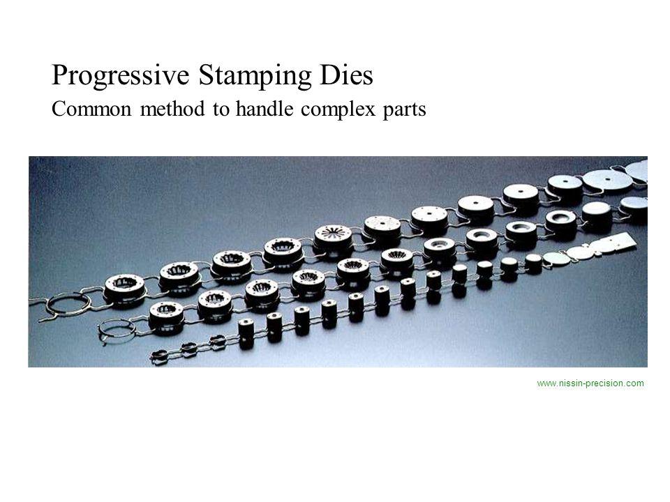 Progressive Stamping Dies