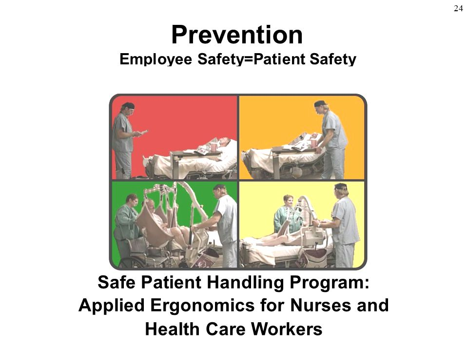 Employee Safety=Patient Safety