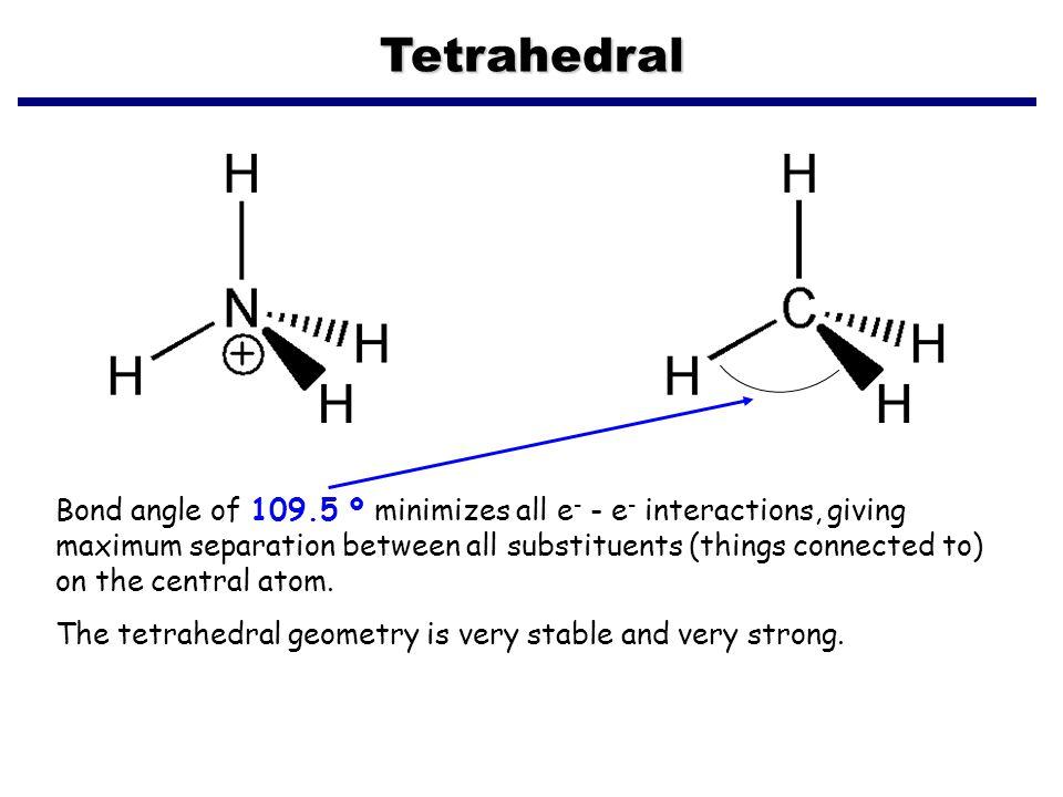 Tetrahedral