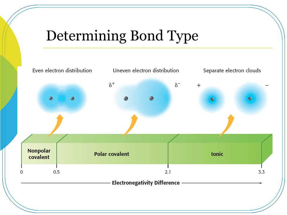 Determining Bond Type