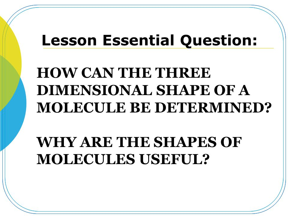 Lesson Essential Question: