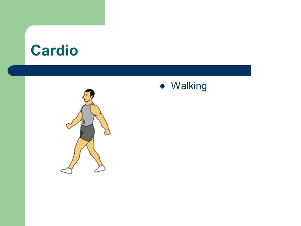 Cardio Walking