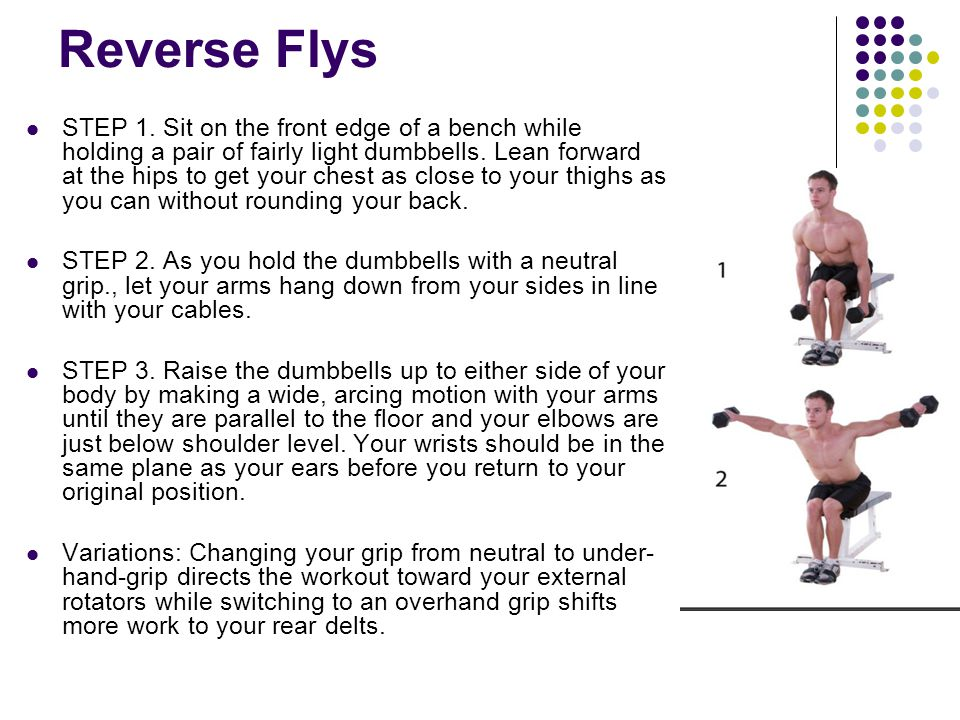 Reverse Flys