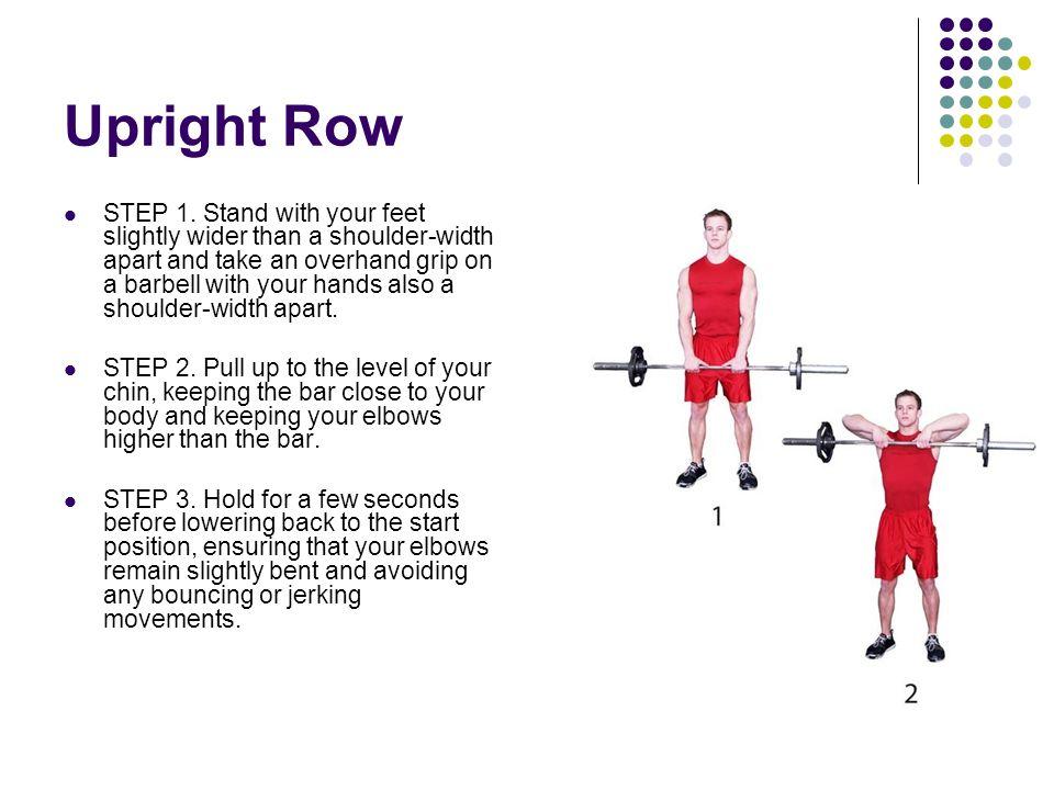 Upright Row