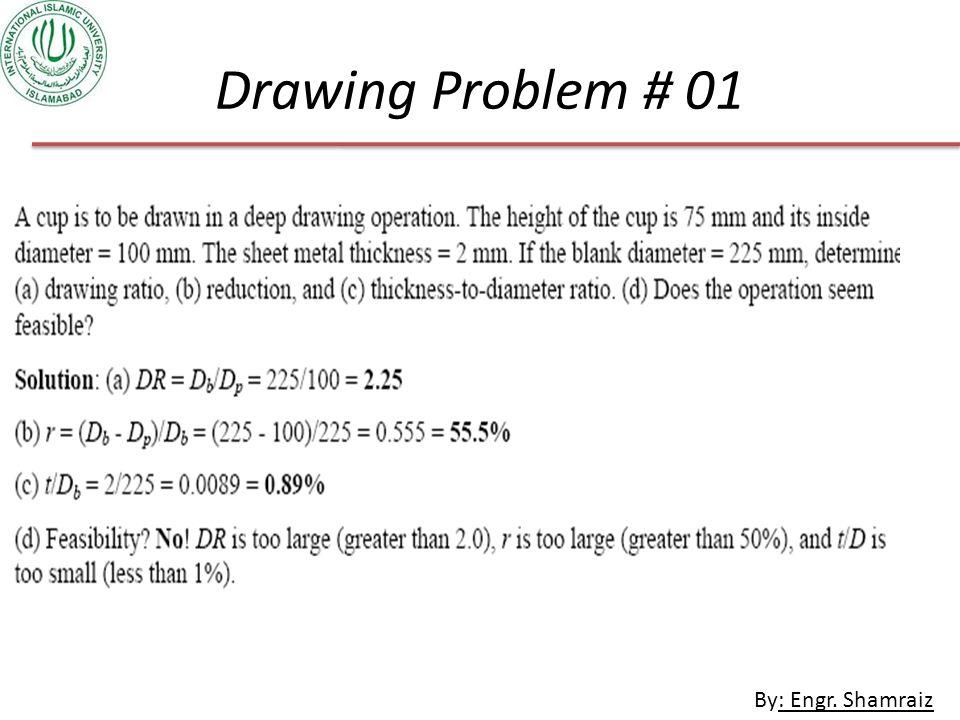 Drawing Problem # 01