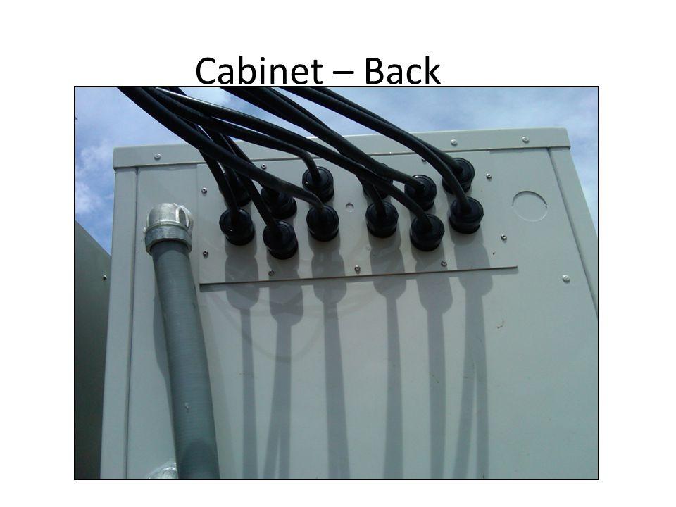 Cabinet – Back