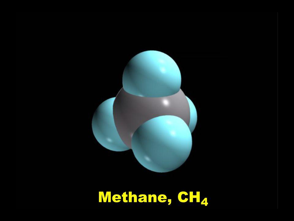 Methane, CH4