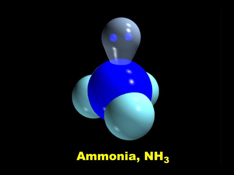 Ammonia, NH3
