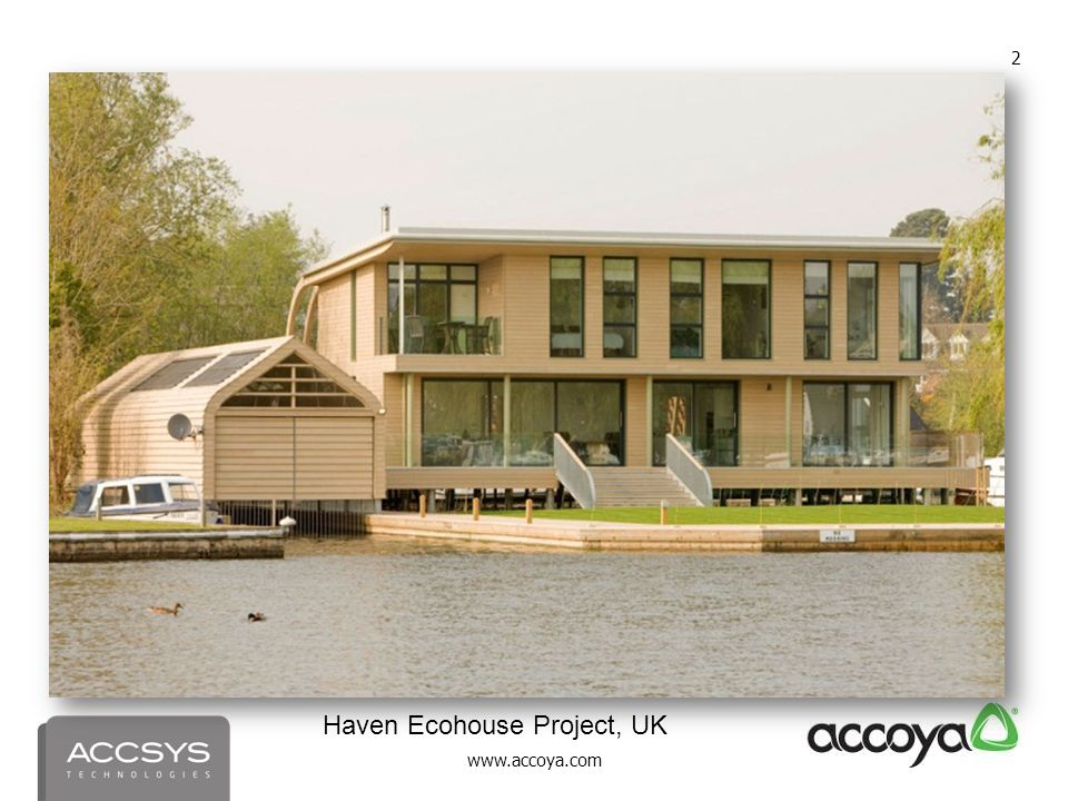 Haven Ecohouse Project, UK