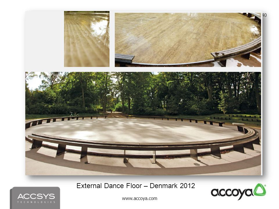 External Dance Floor – Denmark 2012