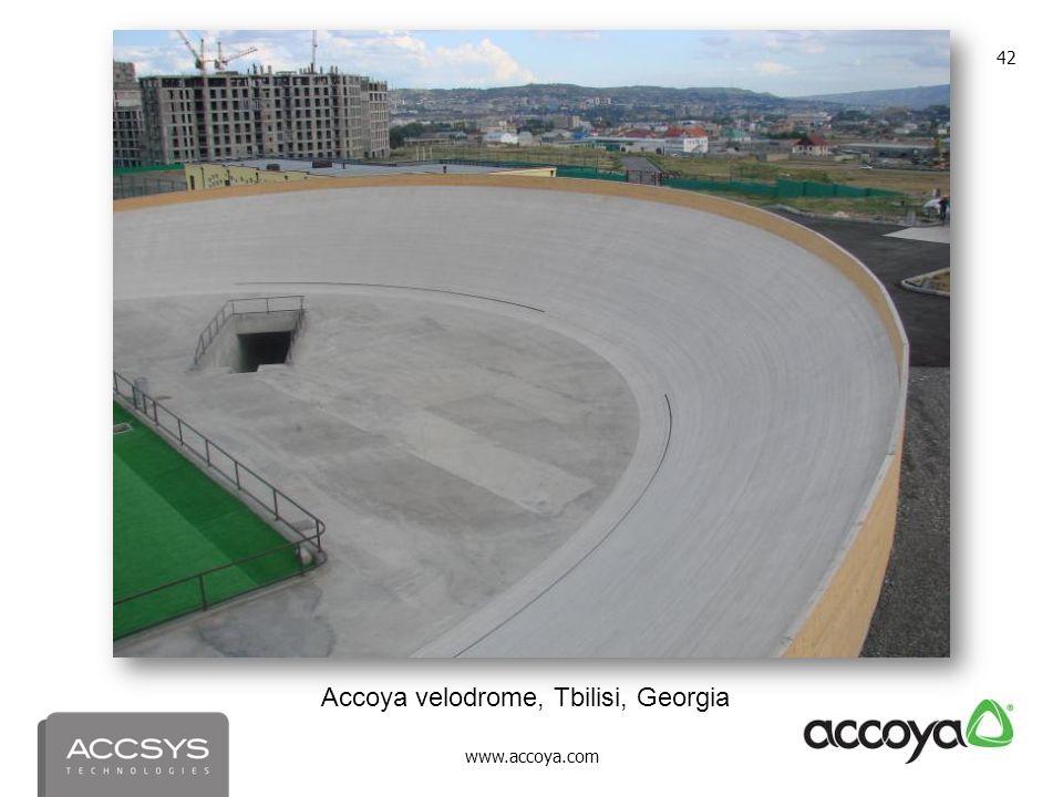 Accoya velodrome, Tbilisi, Georgia