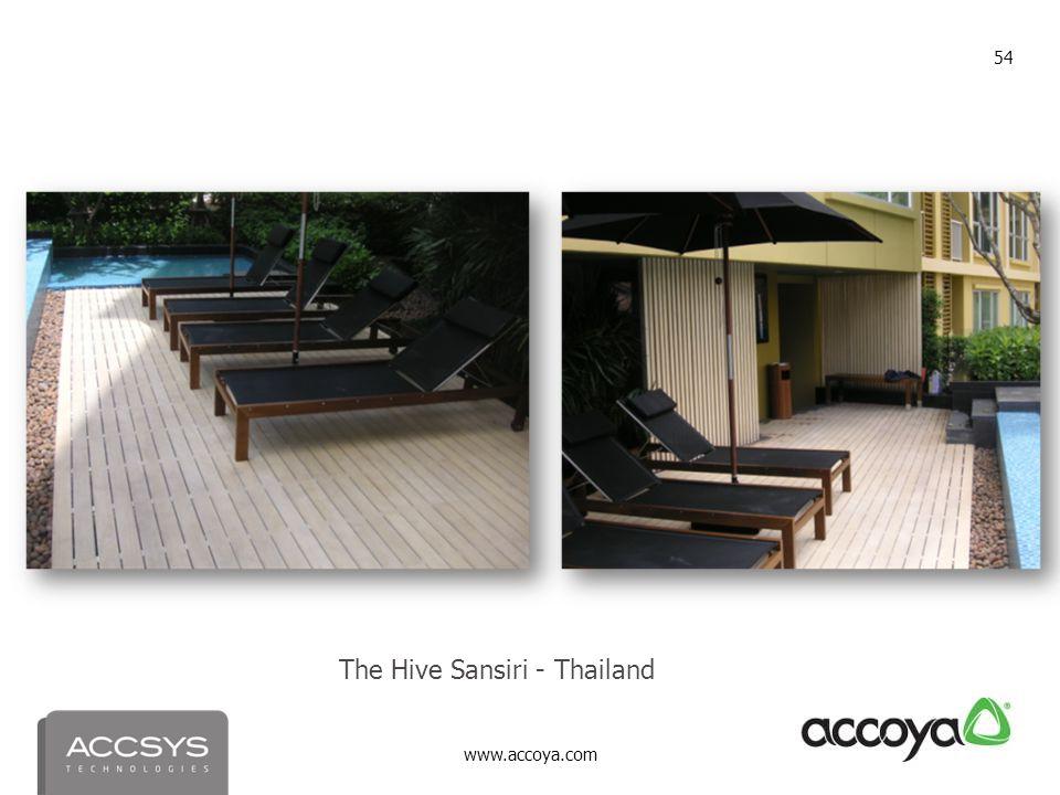 The Hive Sansiri - Thailand