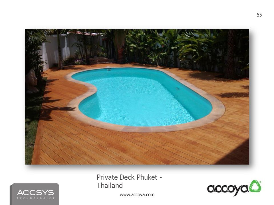 Private Deck Phuket - Thailand