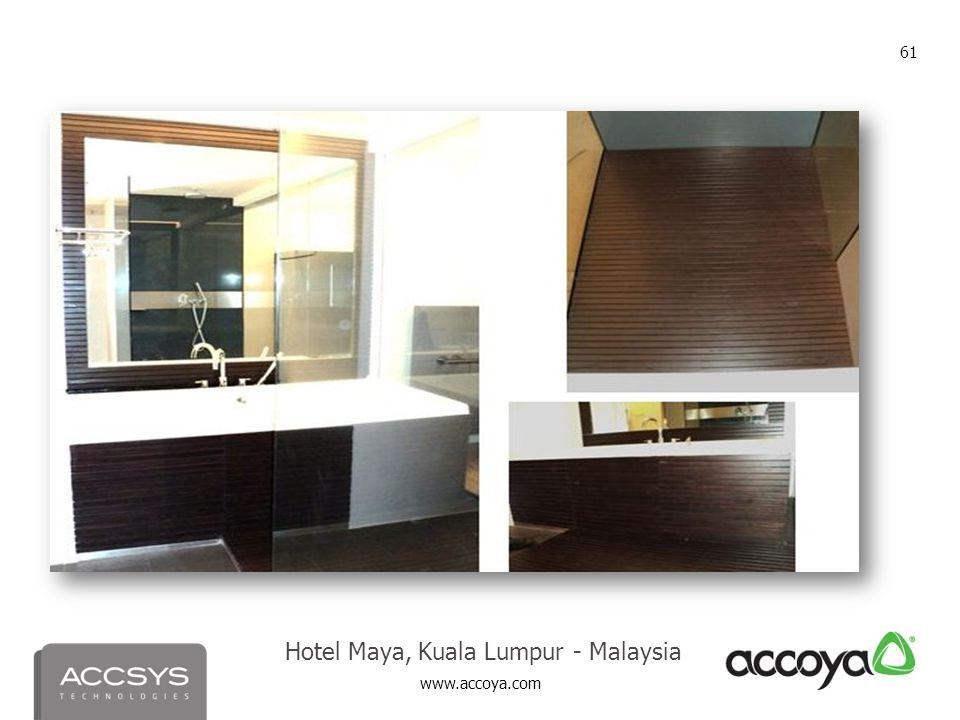 Hotel Maya, Kuala Lumpur - Malaysia