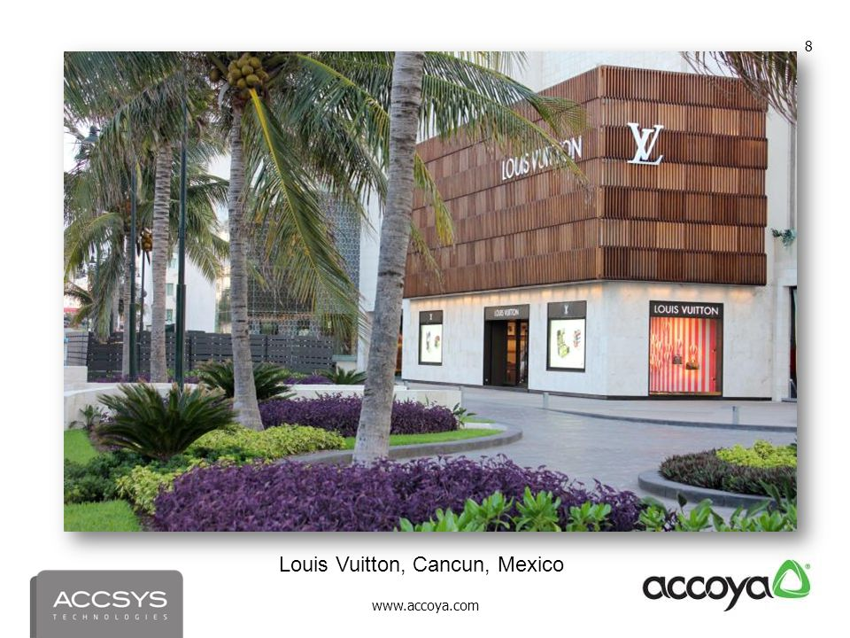 Louis Vuitton, Cancun, Mexico