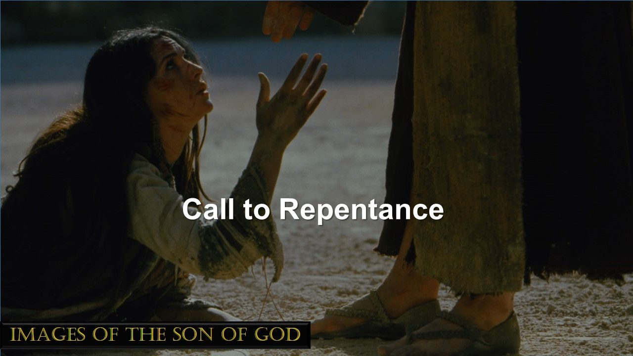 Call to Repentance