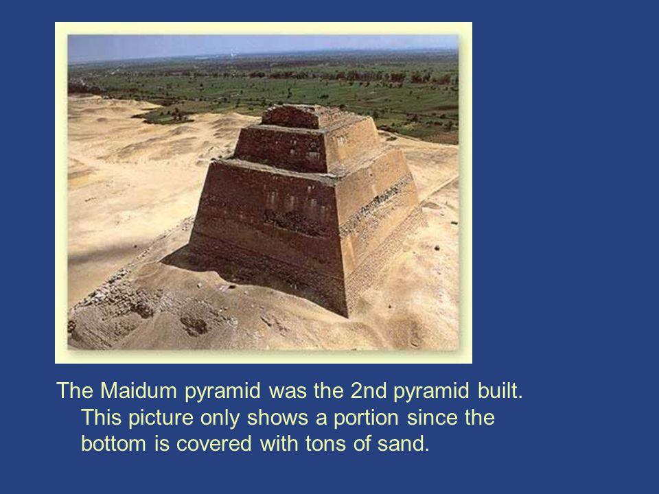 Maidum Pyramid 2 Maidum Pyramid 2