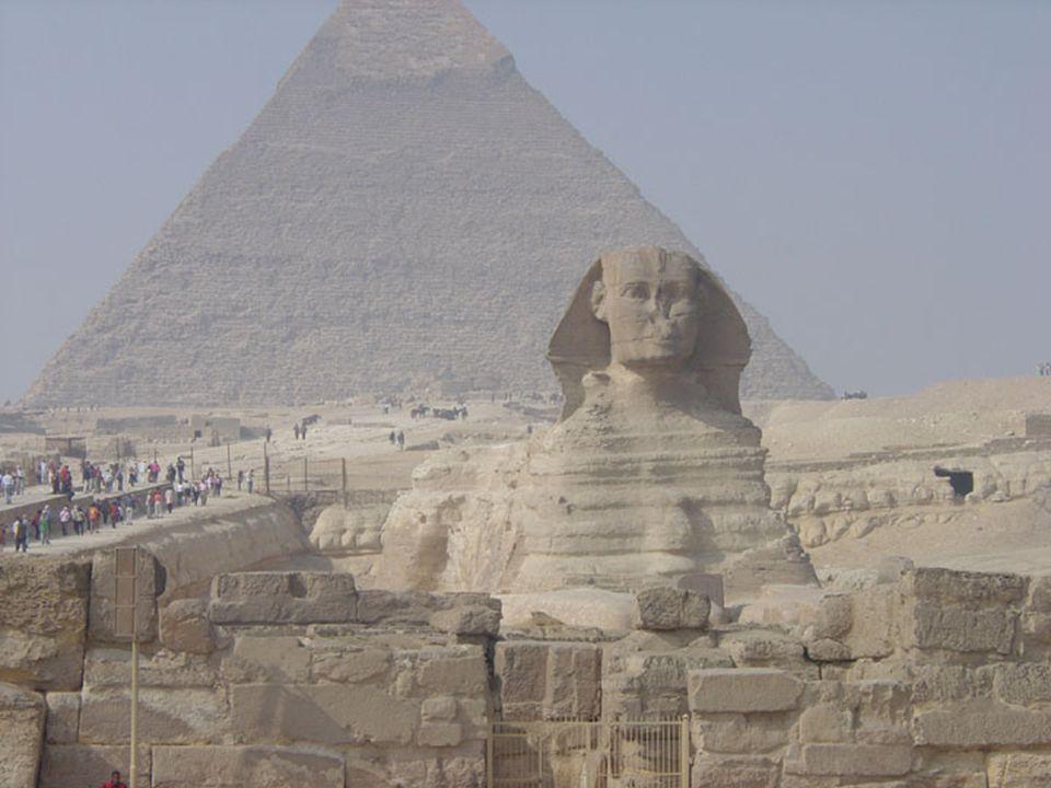 Sphinx & Pyramid 1
