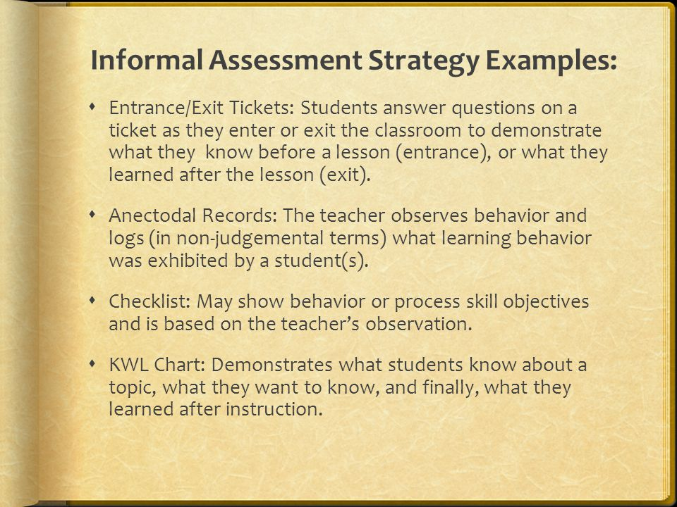 Assessing Learning In The Gifted Classroom  Ppt Video Online Download