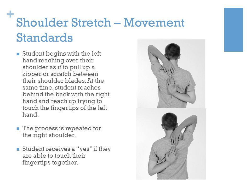 Shoulder Stretch – Movement Standards