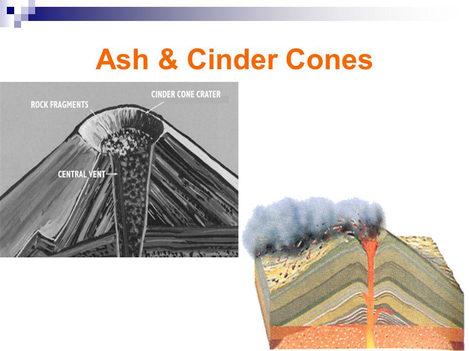 Ash & Cinder Cones