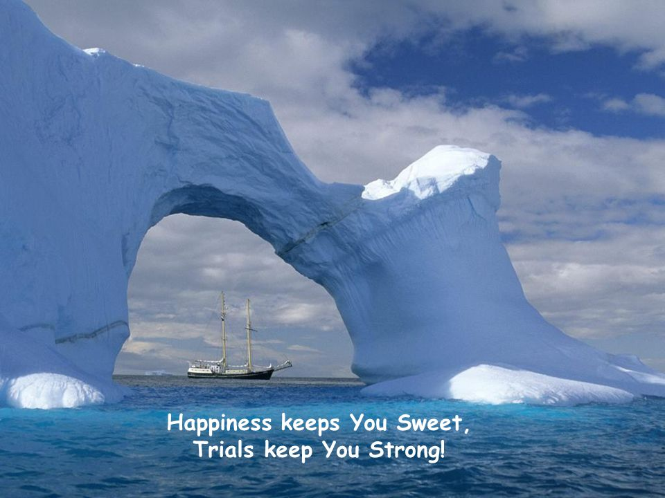 Happiness keeps You Sweet,