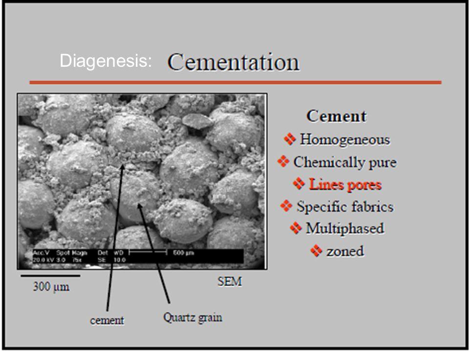 Diagenesis:
