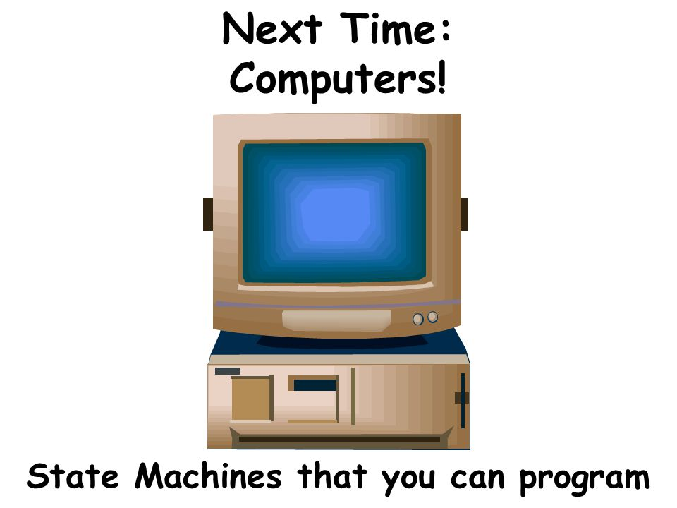 State Machines that you can program