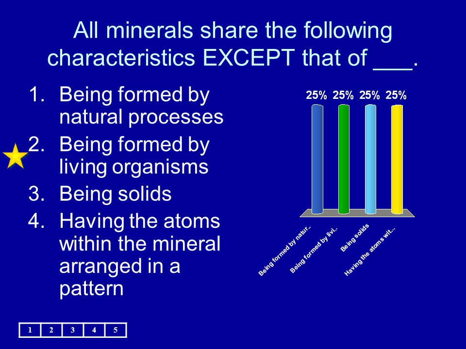 All minerals share the following characteristics EXCEPT that of ___.