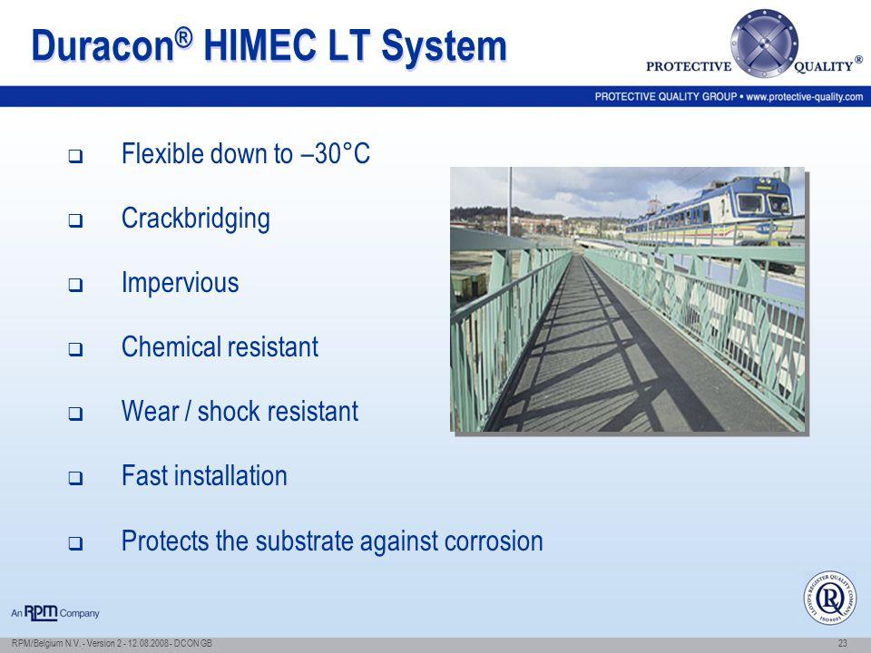 Duracon® HIMEC LT System