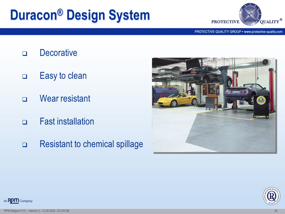 Duracon® Design System