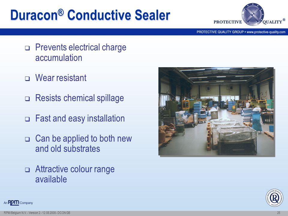 Duracon® Conductive Sealer