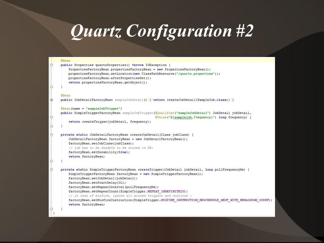Quartz Configuration #2