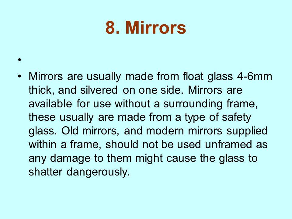 8. Mirrors