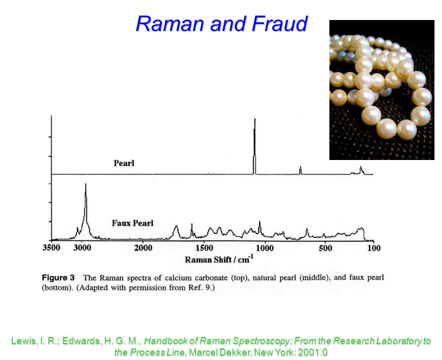Raman and Fraud