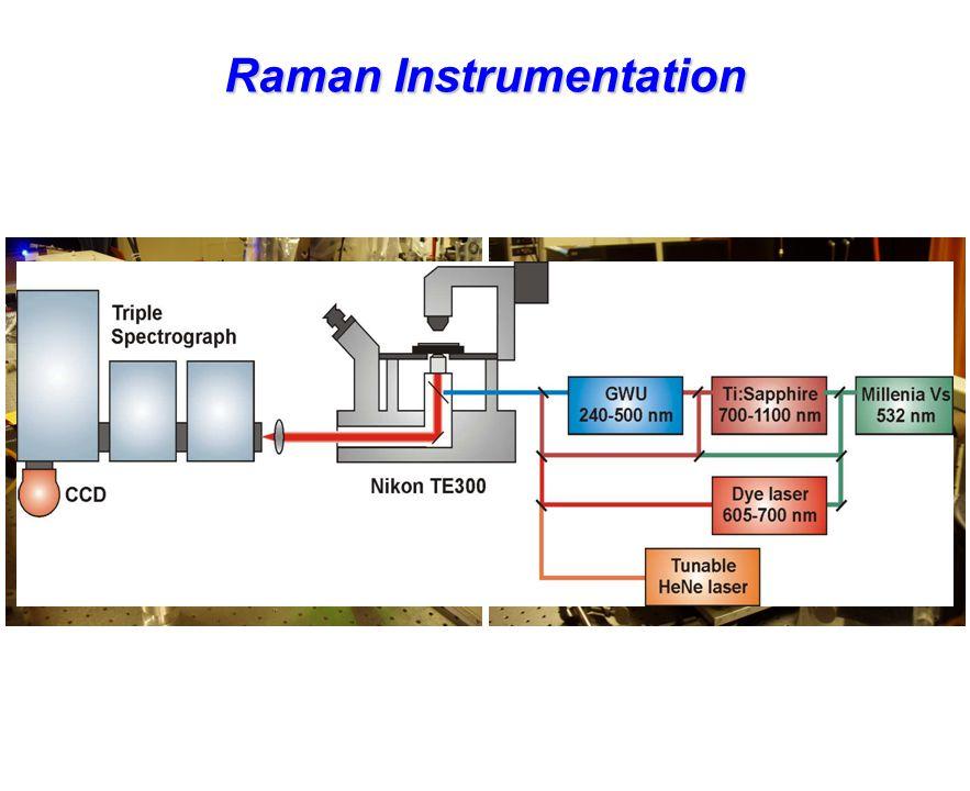 Raman Instrumentation