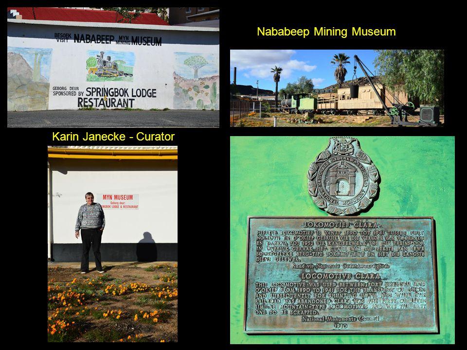 Nababeep Mining Museum