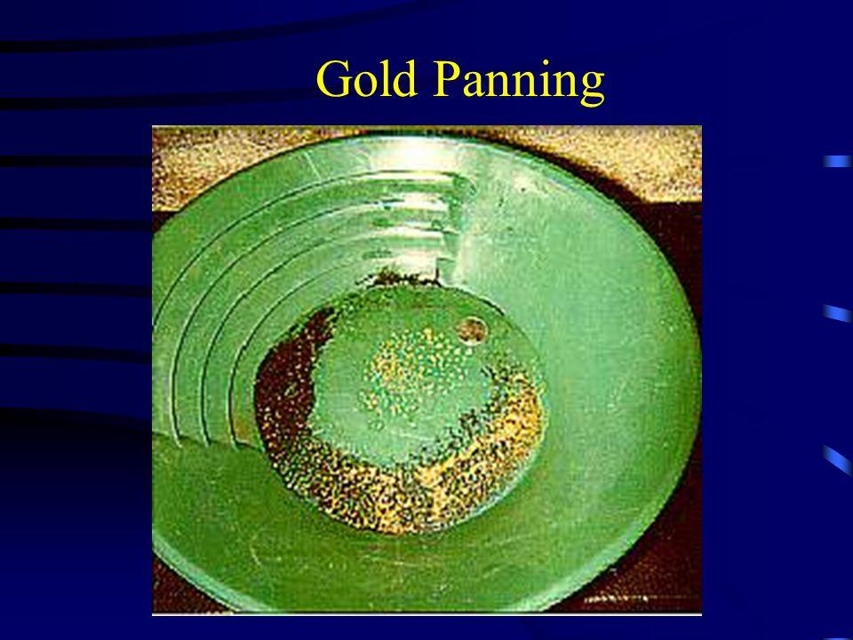 Gold Panning