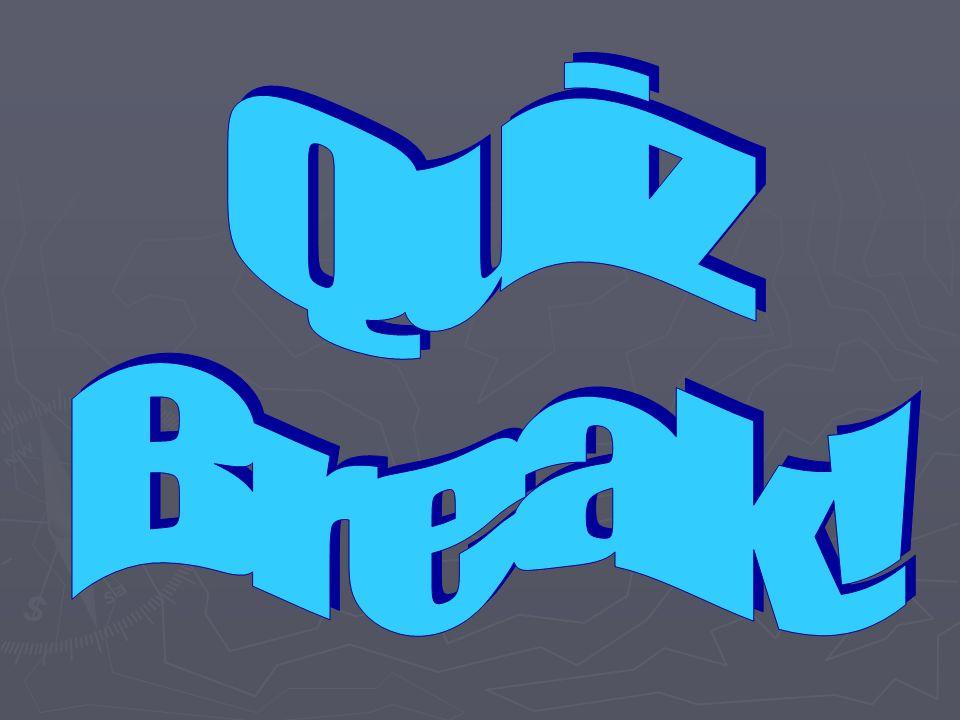 Quiz Break!