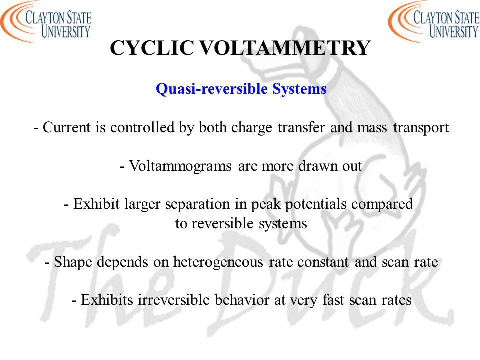 Quasi-reversible Systems