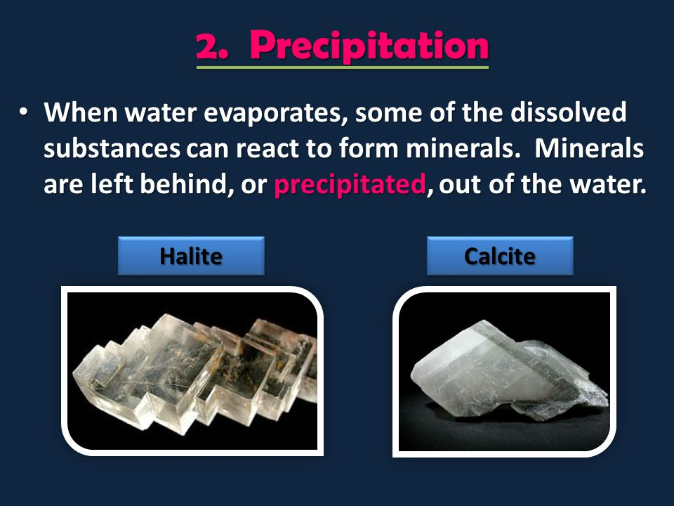 2. Precipitation