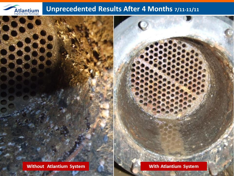 Unprecedented Results After 4 Months 7/11-11/11