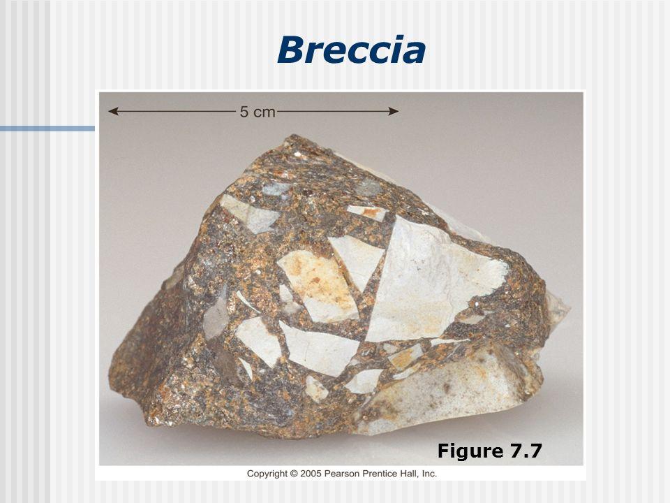 Breccia Figure 7.7