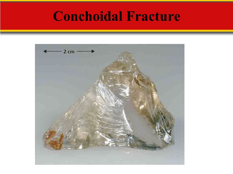 Conchoidal Fracture