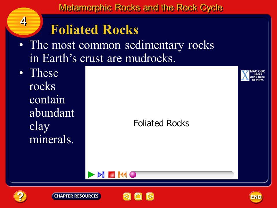 Metamorphic Rocks and the Rock Cycle