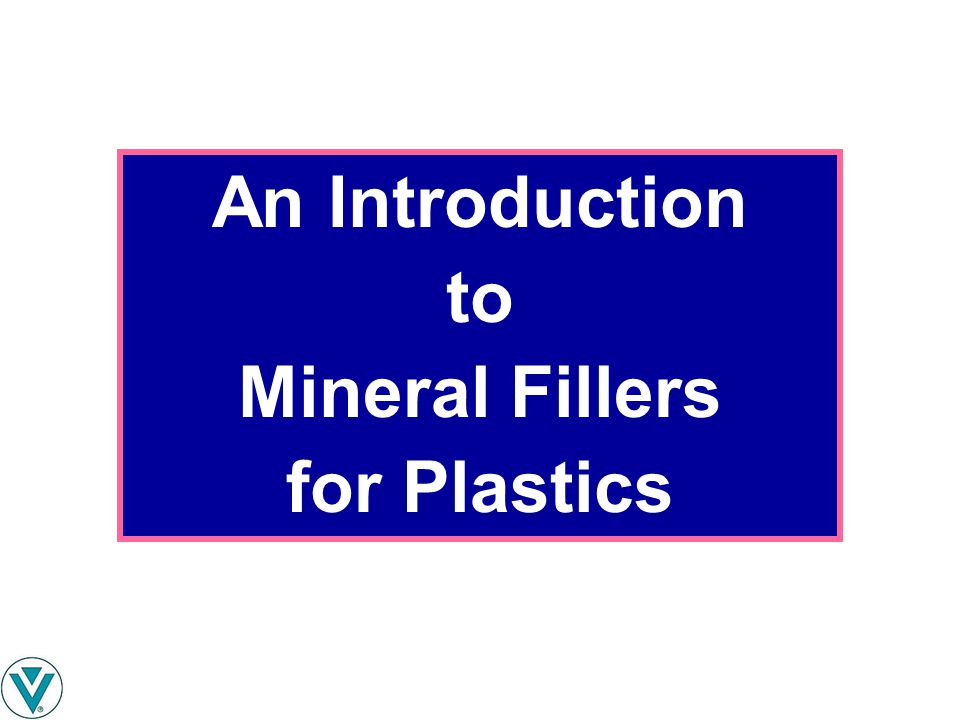 An Introduction to Mineral Fillers for Plastics