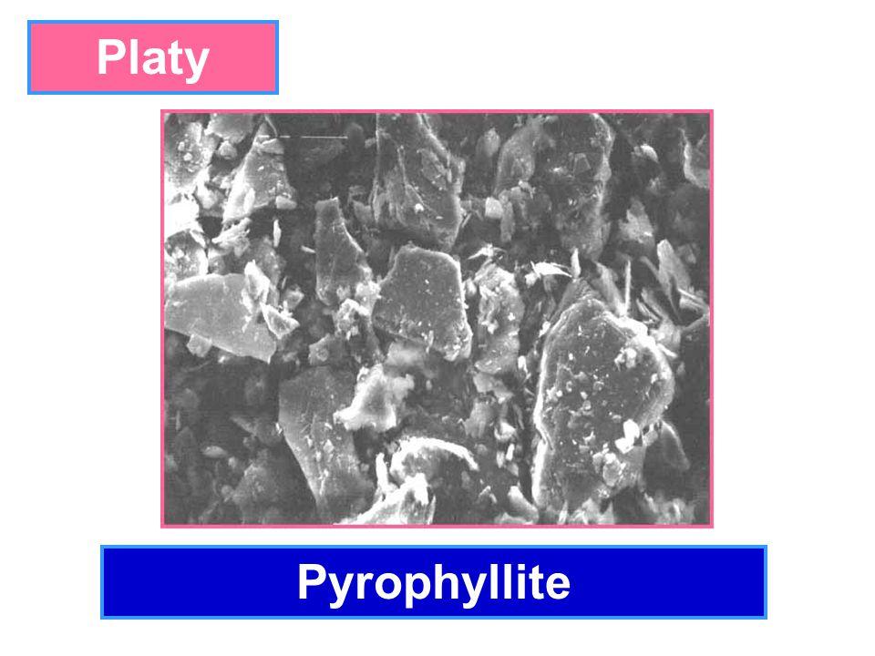 Platy Pyrophyllite